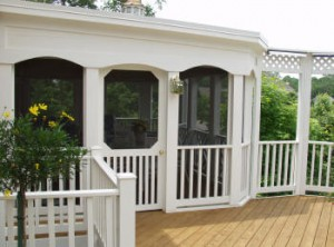 Porches and Screened Enclosures